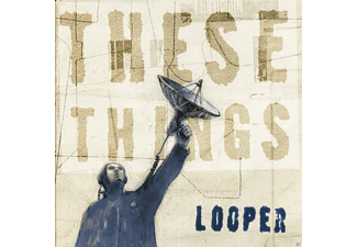 Looper - These Things (5cd Box Set) [CD]