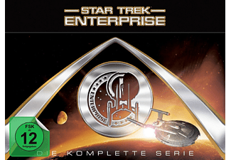 Star Trek: Enterprise - Die komplette Serie [DVD]
