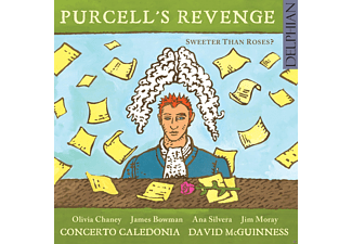 Concerto Caledonia - Purcell's Revenge [CD]