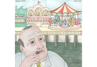 Jerry Paper - Carousel [CD]