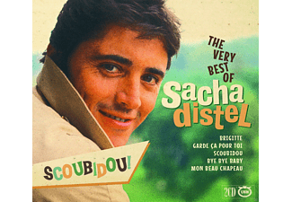 Sacha Distel - Scoubidou! Very Best Of [CD]