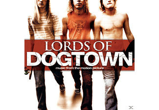 VARIOUS, OST/VARIOUS - LORDS OF DOGTOWN (DOGTOWN BOYS) [CD]