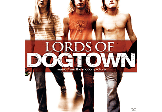 VARIOUS, OST/VARIOUS - LORDS OF DOGTOWN (DOGTOWN BOYS) - (CD)