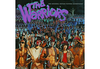VARIOUS, OST/VARIOUS - The Warriors [CD]