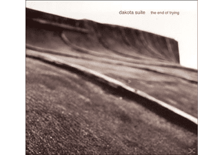 Dakota Suite - The End Of Trying [CD]