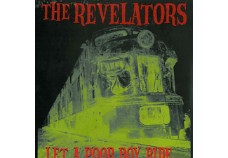 The Revelators - Let A Poor Boy Ride - (Vinyl)
