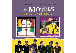 The Motels - All Four One/Little Robbers - (CD)