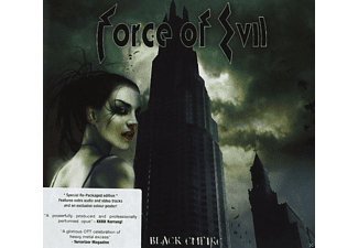 Force Of Evil - Black Empire - (CD)