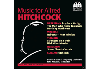 John Mauceri - Music for Alfred Hitchcock - (CD)