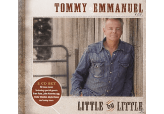Tommy Emmanuel - Little By Little [CD]