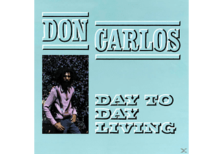 Don Carlos - Day To Day Living - (CD)