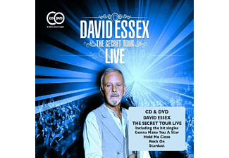 David Essex - Secret Tour: Live - (CD + DVD Video)
