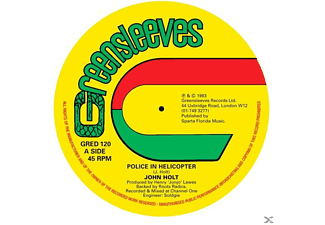 John Holt - Police In Helicopter/Youths Pon The Corner - (Vinyl)