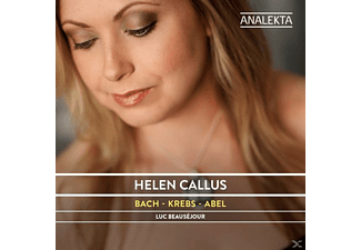 Callus, Helen/Beausejour, Luc - Father And Sons: Musik Aus J.S.Bachs Umfeld [CD]
