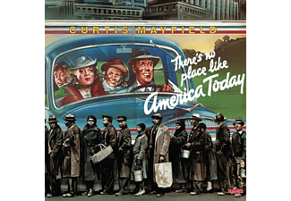 Curtis Mayfield - There's No Place Like America Today - (Vinyl)