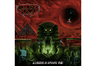 Sacral Rage - Illusions In Infinite Void - (CD)