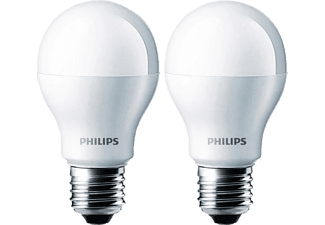 PHILIPS LED9/E27A60FR2B 60W E27 WW 230V A60 FR 2BC/6