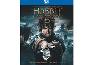 The Hobbit: The Battle Of The Five Armies 3D | 3D Blu-ray
