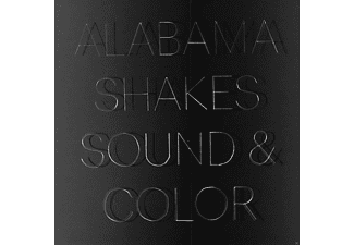 Alabama Shakes - Sound & Color [CD]