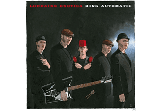 King Automatic - Lorraine Exotica - (CD)