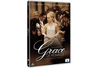 Grace of Monaco Drama DVD