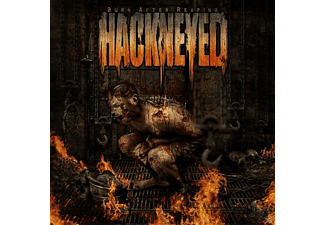 Hackneyed - Burn After Reaping Re-Release - (CD)