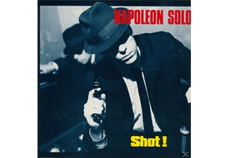 Napoleon Solo - Shot! [CD]