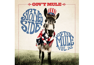 Gov't Mule - Stoned Side Of The Mule (Gatefold 2lp 180 Gr.) [Vinyl]