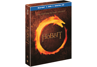 The Hobbit Trilogy | Blu-ray