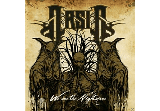 Arsis - We Are The Nightmare (Re-Release9 [CD]