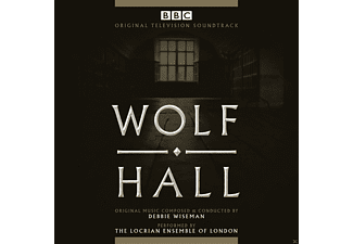 The Locrian Enemble Of London - Wolf Hall - (CD)