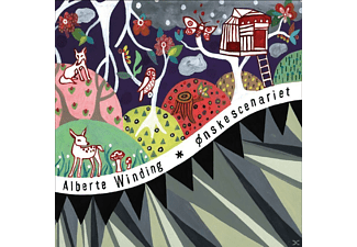 Alberte Winding - °nskescenariet [CD]