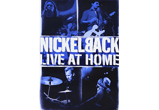 Nickelback - Live At Home - (DVD)