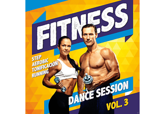 VARIOUS - Fitness Dance Session Vol.3 - (CD)