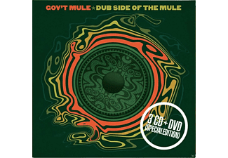 Gov't Mule - Dub Side Of The Mule (Special Edition 3cd+Dvd) - (CD + DVD Video)