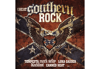 Various - Great Southern Rock - (CD)