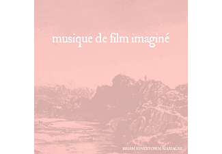 The Brian Jonestown Massacre - Musique De Film Imaginé - (CD)