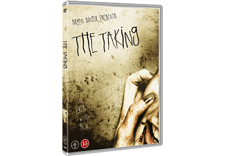 The Taking Skräck DVD