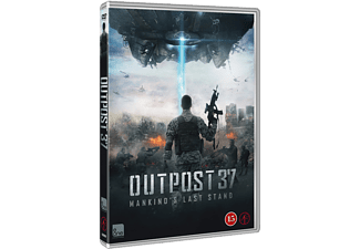 Outpost 37 Action DVD