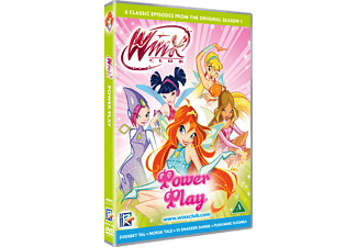 Winx Club Best of S1 - Power Play Barn / Ungdom DVD