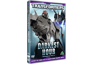 Transformers Prime Darkest Hour: Säsong 2, Volym 4 Animation / Tecknat DVD