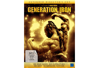 Generation Iron (Directors Cut) - (DVD)