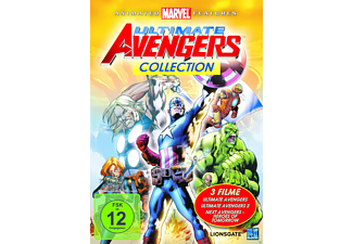 Ultimate Avengers Collection - (DVD)