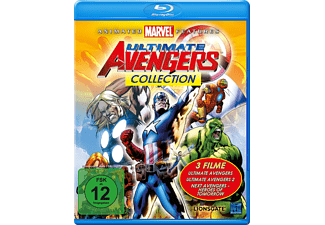 Ultimate Avengers Collection - (Blu-ray)