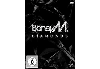 Boney M. - Boney M.-Diamond (40th Anniversary Edition) [DVD]