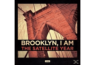 The Satellite Year - Brooklyn, I Am - (CD)