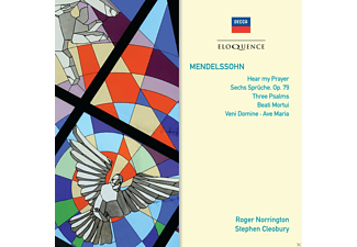 Roger Norrington, Stephen Cleobury - Mendelssohn: Motets & Psalms - (CD)