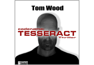 Tom Wood - Codename: Tesseract - (MP3-CD)