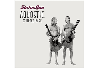 Status Quo - Aquostic - Stripped Bare (CD)