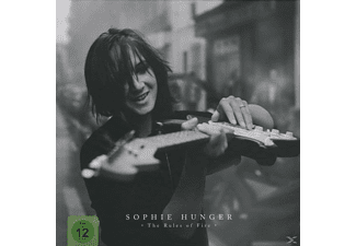 Sophie Hunger - The Rules Of Fire (Ltd.Book+DVD+2CD) [CD + Buch]